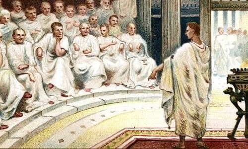 Suicide Was Permissible In Ancient Rome