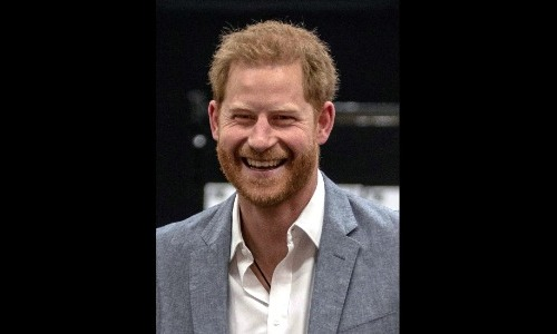 Prince Harry - Paternity Mix Up
