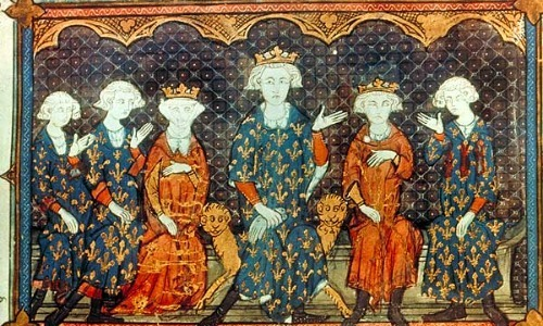 Tour de Nesle Affair - The Gruesome Tale Of Three Sisters-in-law And Three Knights
